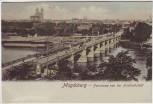AK Magdeburg Panorama von der Friedrichstadt 1910