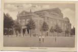 AK Bochum Stadttheater mit Menschen 1923