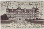 AK Güstrow Blick auf das Schloss 1900
