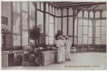 AK Solbad Bad Salzungen Trinkhalle 1909
