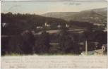 AK Bad Blankenburg in Thüringen Neue Anlagen vom Schwarzeck aus 1901