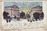 AK Litho Berlin Mitte Potsdamer Platz 1904