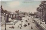 AK Berlin Mitte Schlossfreiheit mit Kaiser Wilhelm-Denkmal 1908