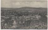 AK Saarbrücken Gesamtansicht Feldpost 1918