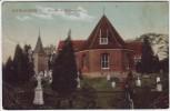 AK Vierlanden Kirche in Kirchwärder Kirchwerder Bergedorf Hamburg 1909