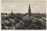 VERKAUFT !!!   AK Foto Wilhelmshaven Blick auf den Wilhelmsplatz 1930