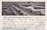 AK Gruß vom Truppenübungsplatz Altengrabow 1903