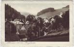 AK Altenau von der Bergstrasse Clausthal-Zellerfeld 1945