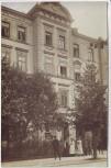 VERKAUFT !!!   AK Foto Erfurt Hausansicht Bäckerei Menschen 1910