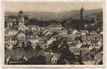 AK Foto Auerbach im Vogtland Stadtansicht Sachsen 1938