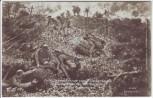 Künstler-AK Patrouille Sturmkompagnie Soldaten 1. WK Illustrierte Zeitung Leipzig 1917