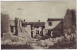 AK Beine Marne zerstörte Häuser 1. WK Frankreich 1915