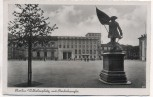 VERKAUFT !!!   AK Foto Berlin Wilhelmplatz mit Reichskanzlei Feldpost 1942