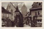 AK Foto Meersburg am Bodensee Obertor 1935