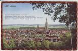 AK Ulm an der Donau Ortsansicht mit Dom Gedicht Feldpost 1940