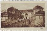 AK Schillingsfürst Blick auf das Schloß 1920