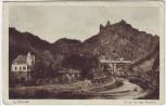 AK Altenahr Partie vor den Tunnels 1917