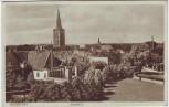 AK Schüttorf Ortsansicht mit Kirche 1934