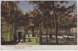 AK Heubude Danzig Stogi (Gdańsk) Gruß aus Albrechts Hotel Pommern Polen 1919 RAR
