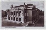 AK Augsburg Stadttheater Feldpost 1940