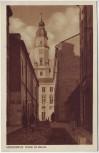 AK Drohobytsch Drohobycz Blick auf das Rathaus Ukraine 1935