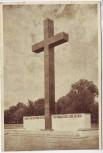 AK Augsburg Kreuzdenkmal auf dem Kobel 1931