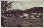 AK Nordrach (Kinzigtal) Ortsansicht mit Gasthof Zum Vogt auf Mühlstein 1937