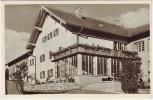 AK Marwang bei Grabenstätt Eisenbahn-Kinder-Erholungsheim 1950
