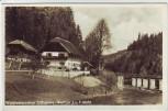 AK Foto Hals (Passau) Waldrestauration Triftsperre 1939