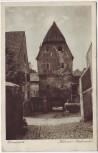 AK Donauwörth Färbertor Rückansicht 1931