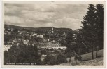 AK Foto Musikstadt Markneukirchen in Sachsen Ortsansicht 1940