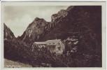 AK Höllentalhütte bei Grainau Garmisch-Partenkirchen 1930