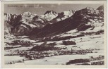 AK Sonthofen Ortsansicht im Winter Feldpost 1916