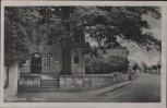 AK Hoym / Anhalt Rathaus b. Seeland 1957