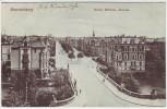 AK Braunschweig Kaiser Wilhelm-Strasse 1909