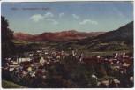 AK Immenstadt im Allgäu Ortsansicht 1920