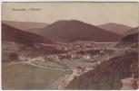 AK Herrenalb vom Falkenstein 1910