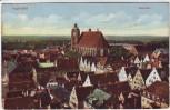 AK Ingolstadt Panorama Ortsansicht Feldpost 1914