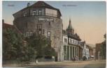 AK Goslar Hotel Achtermann 1910