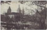 AK Osnabrück Blick auf den Dom 1908