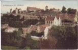AK Rothenburg ob der Tauber Wildbad 1910