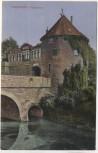 AK Osnabrück Vitischanze Feldpost 1915