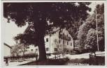 AK Foto Ascholding bei Dietramszell Blick auf Holzwirt 1940 RAR