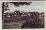 AK Bernstein am Wald Ortsansicht Frankenwald 1938