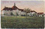 AK Altshausen Invalidenhaus St. Joseph 1920