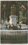 AK Hameln Rattenfänger-Denkmal 1914