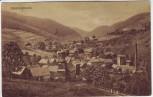 AK Unterneubrunn Ortsansicht bei Schleusegrund 1918