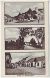 AK Mehrbild Gruß aus Alttitschein Starý Jičín bei Neu Titschein Nový Jičín Tschechien 1910 RAR