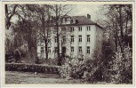 AK Foto Gohfeld in Westfalen Landfrauenschule bei Löhne 1935