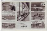 AK Mehrbild Lindhorst Magister Nothold Schule 1962